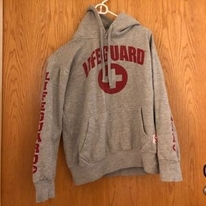 Tops - Lifeguard hoodie